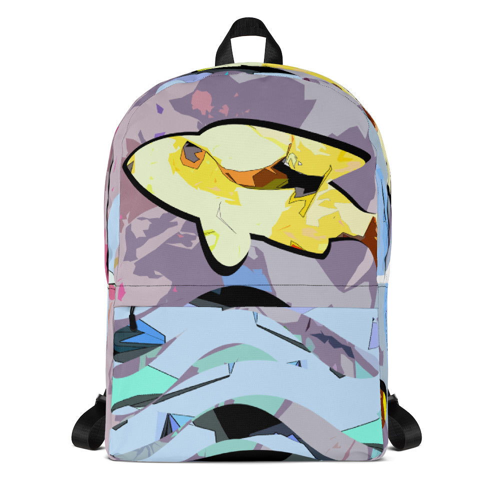 Jumping Fish Backpack from MacAi & Co