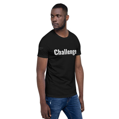 Challenge Finding Grateful Collection from MacAi & Co Mindful Expressions Thoughts Unisex T-shirt XL-2XL