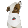 MacAi Sturgis Ride the 80 Dog Bandana - white