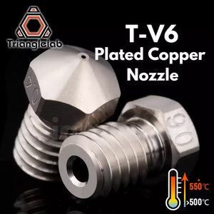 T-V6 Plated Copper Düse
