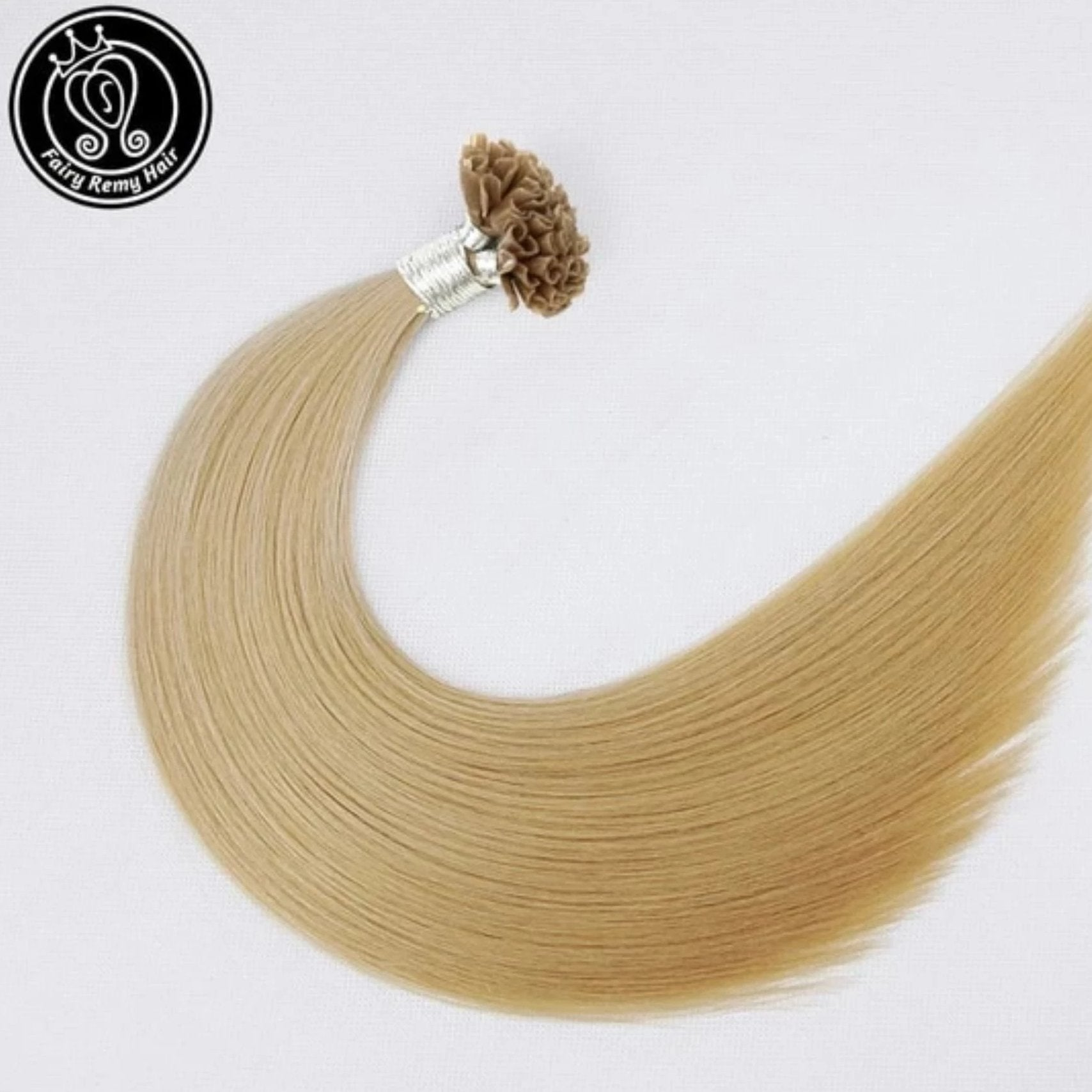 Remy Keratin Bond U Tip Hair Extensions