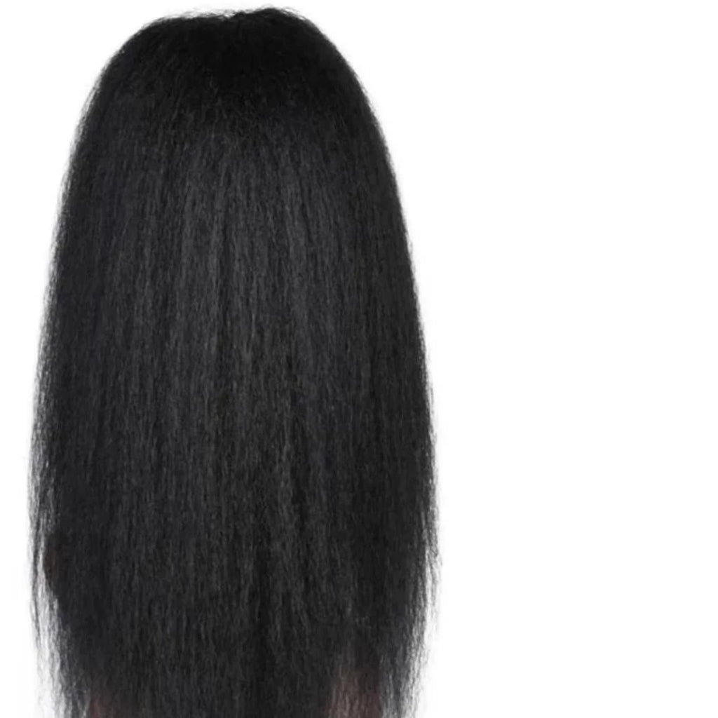 Kinky Straight Ponytail Hair Extensions - Fresh Hair Extensions and Accessories