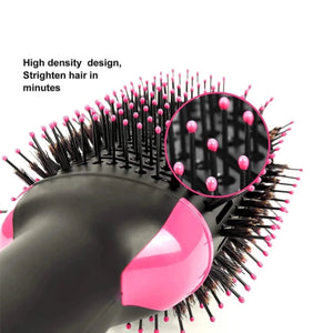 Professional Hair Dryer Brush - Fresh Hair Extensions and Accessories