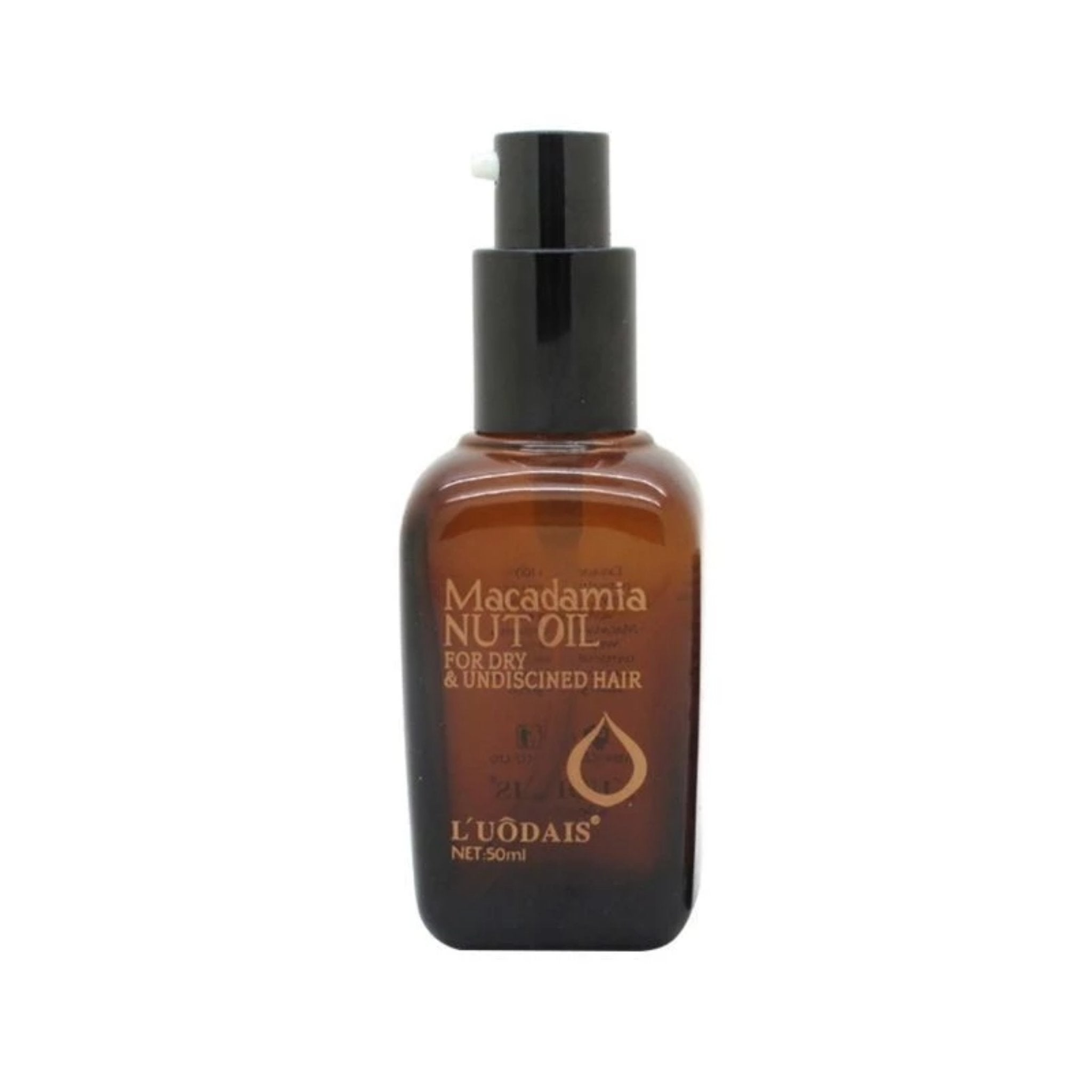 Nut Oil For Dry and Damaged Hair