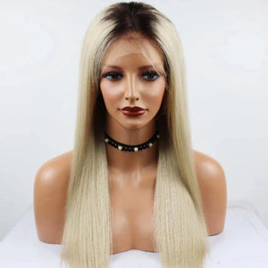 Brazilian Remy PrePlucked Lace Front Wig - Fresh Hair Extensions and Accessories