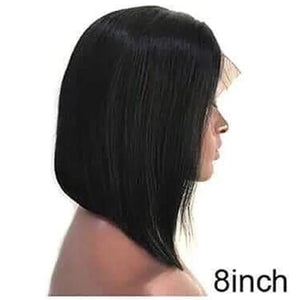 Short Lace Front Human Hair Wigs - Fresh Hair Extensions and Accessories
