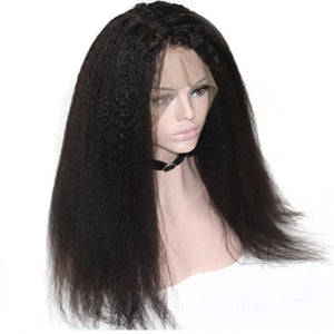 Peruvian 360 Lace Frontal Human Hair Remy Wig - Fresh Hair Extensions and Accessories