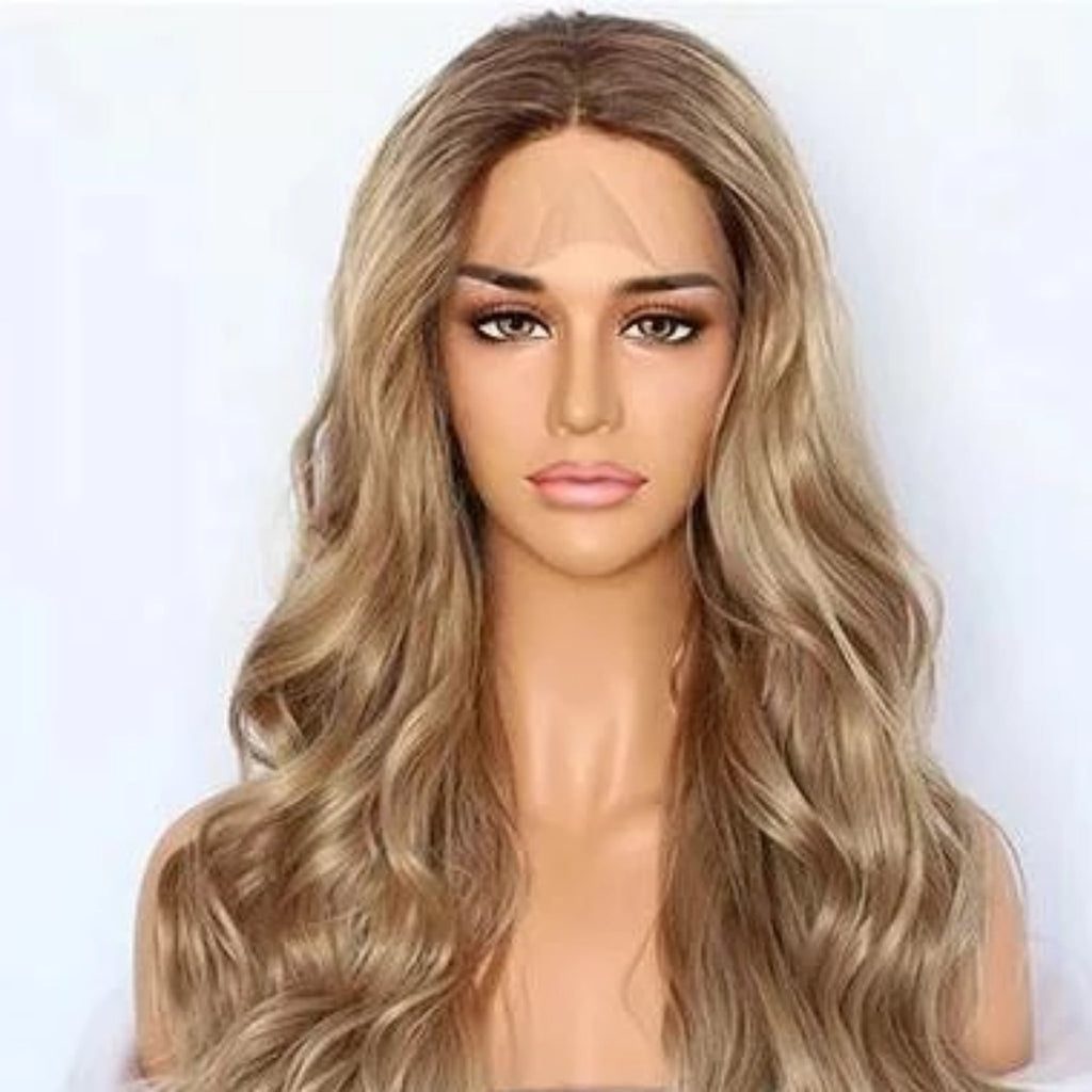 Wedding Lace Front Wig - Fresh Hair Extensions and Accessories