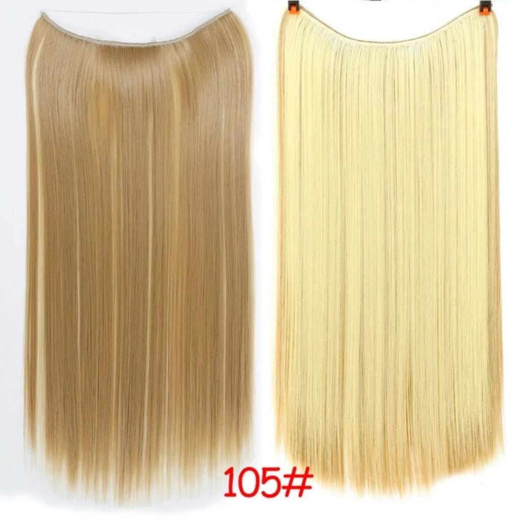 One Piece Halo Hair Extensions - Fresh Hair Extensions and Accessories