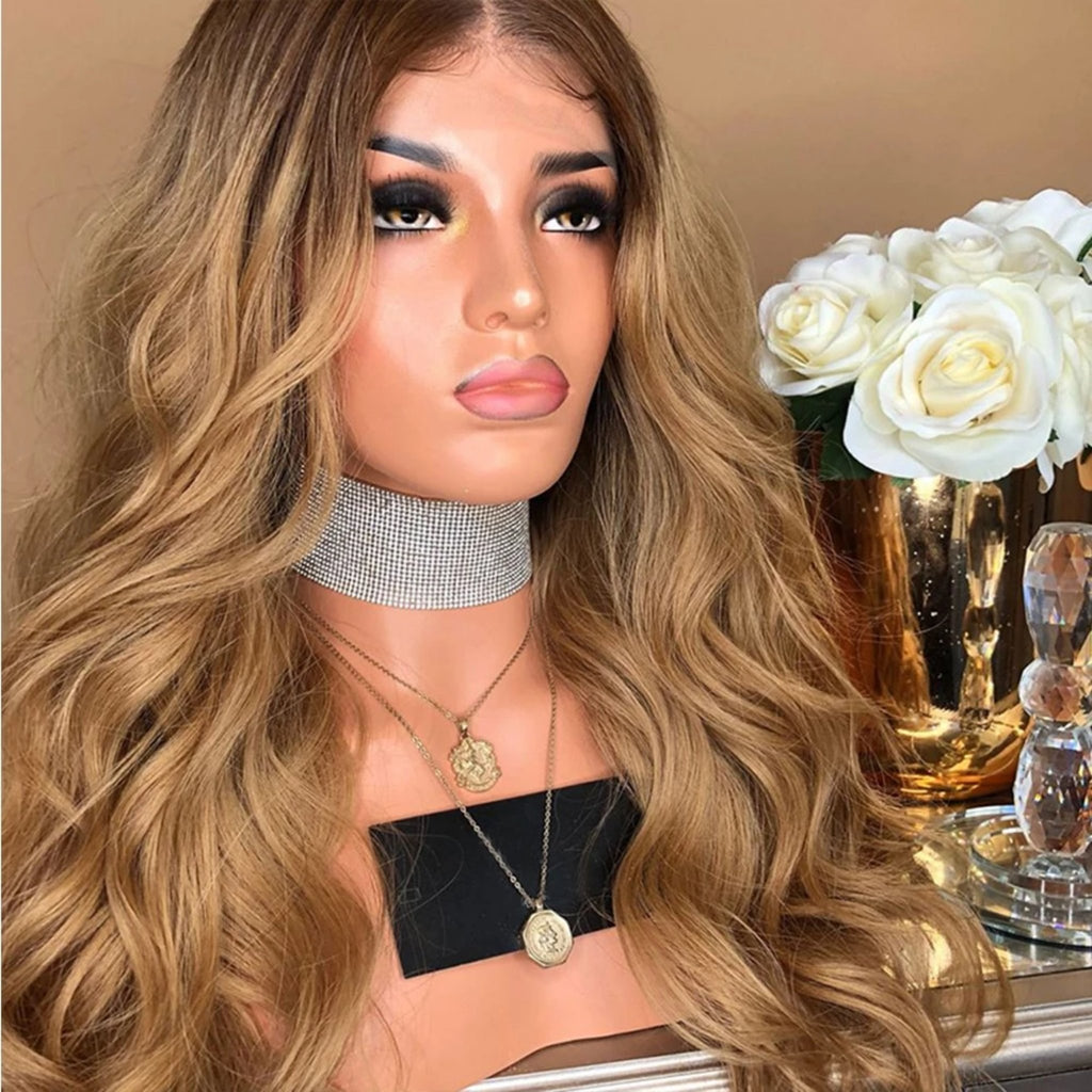 Brazilian Ombre Full Lace Wig