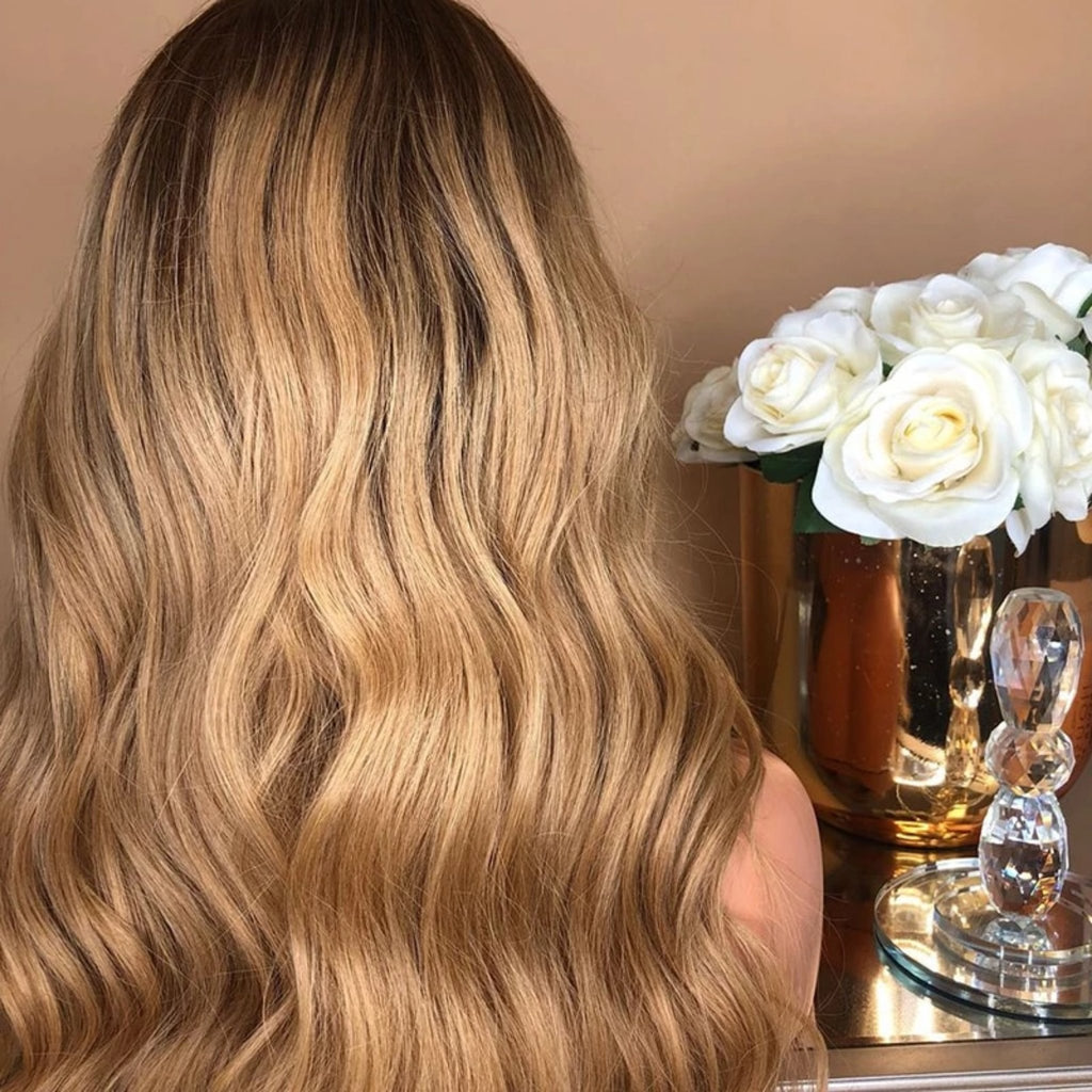 Brazilian Ombre Full Lace Wig - Fresh Hair Extensions and Accessories