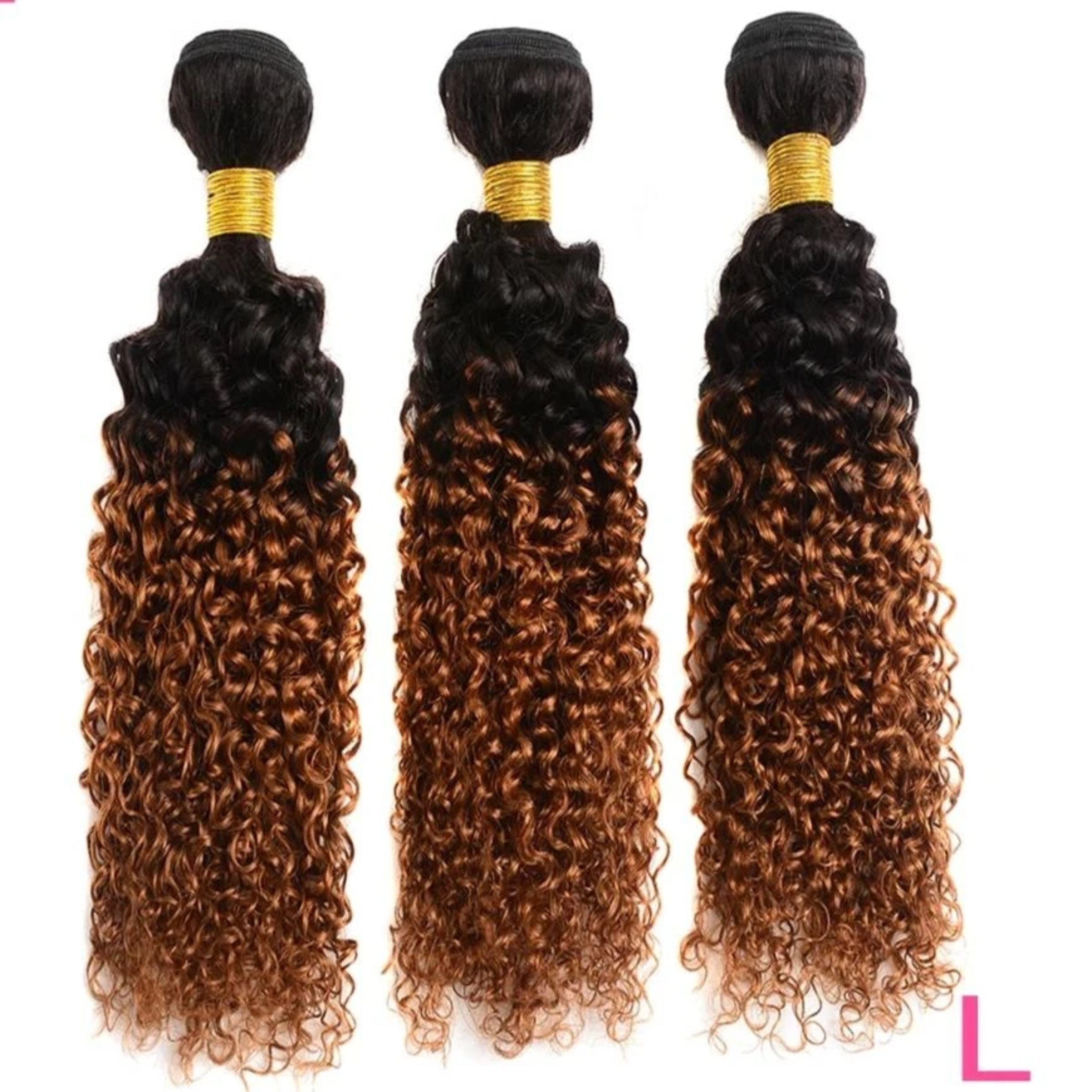 Brown Human Hair Bundles - Fresh Hair Extensions and Accessories