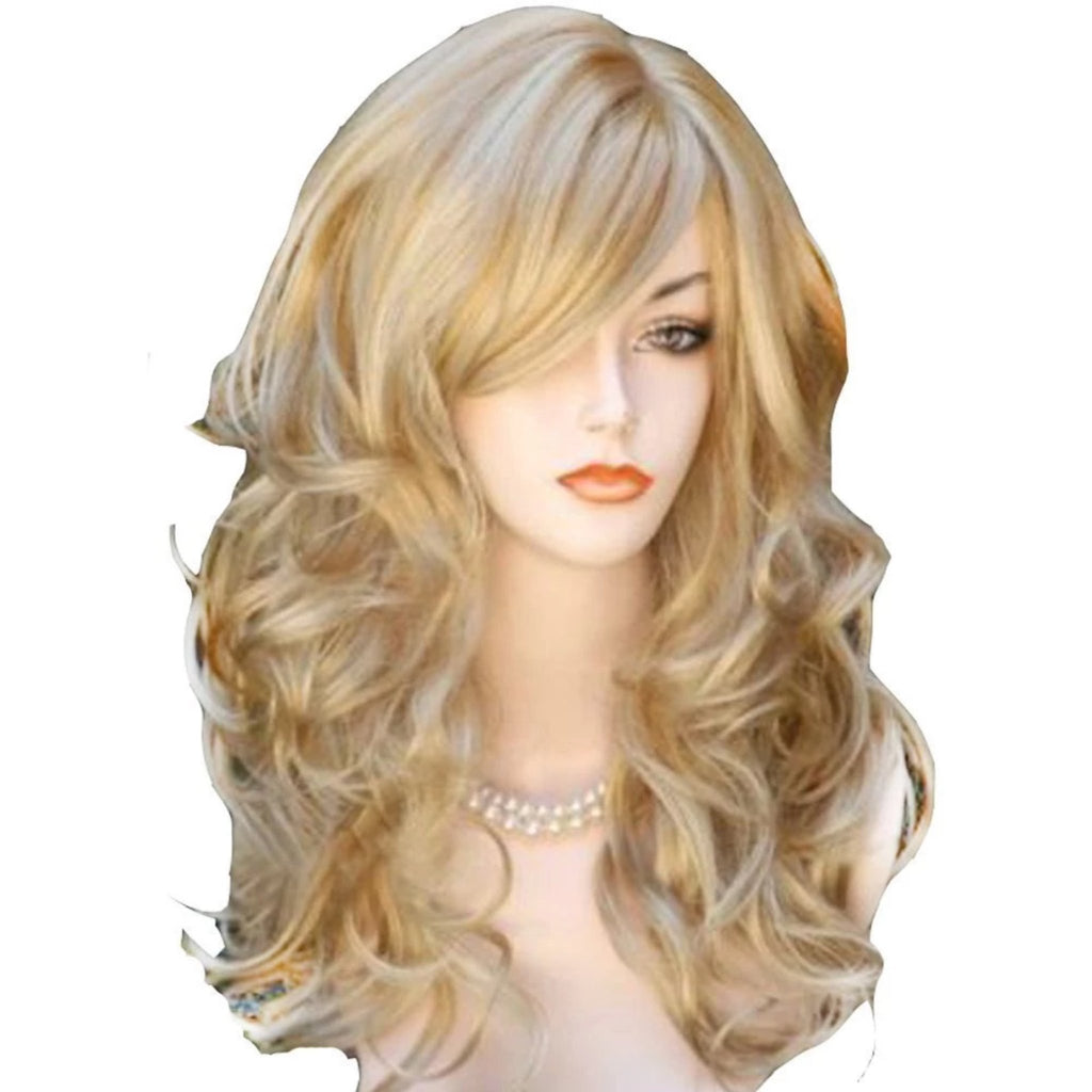 Long Wavy Wig - Fresh Hair Extensions and Accessories