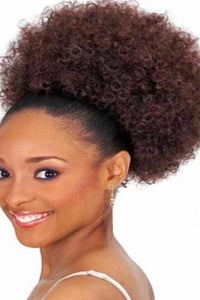Drawstring Puff Ponytail Hair Extensions - Fresh Hair Extensions and Accessories