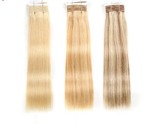 Brazilian Blonde Hair Extensions - Fresh Hair Extensions and Accessories