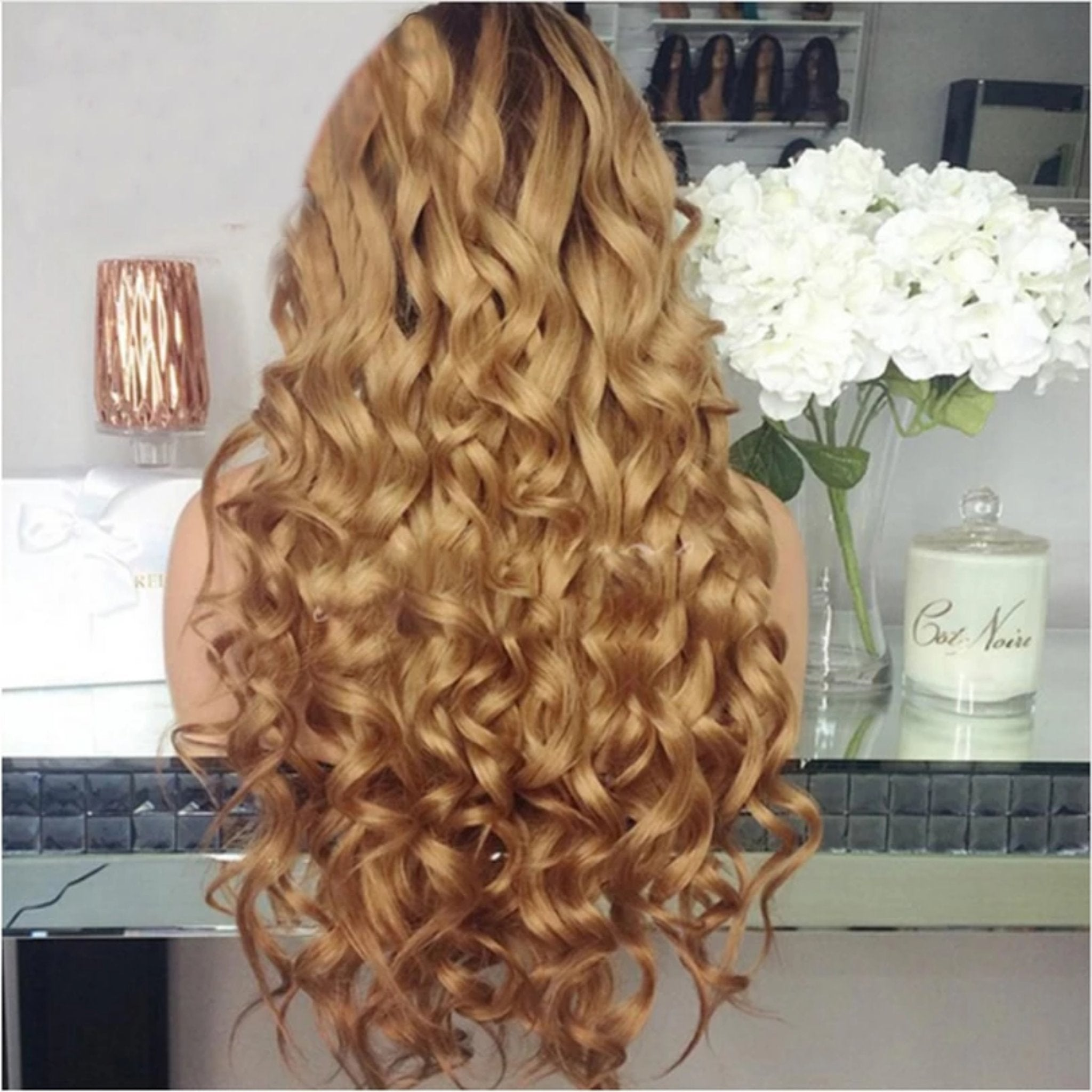 Brazilian Remy Full Lace Wig - Fresh Hair Extensions and Accessories