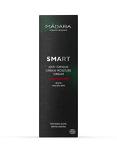 Laden Sie das Bild in den Galerie-Viewer, Mádara Smart Antioxidants Anti-Fatigue Urban Moisture Cream 50ml