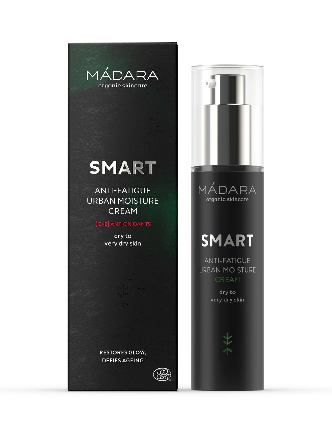 Mádara Smart Antioxidants Anti-Fatigue Urban Moisture Cream 50ml