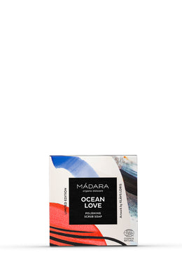 Mádara Ocean Love Polishing Scrub Soap