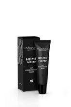 Laden Sie das Bild in den Galerie-Viewer, Mádara Hemp Hemp Naturkosmetik Lip Conditioning Balm