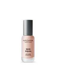 Laden Sie das Bild in den Galerie-Viewer, Mádara Skin Equal Foundation #30 Rose Ivory 30ml