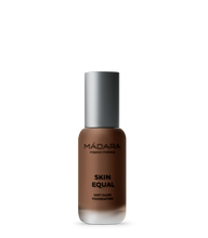 Laden Sie das Bild in den Galerie-Viewer, Mádara Skin Equal Foundation #100 Mocha 30ml
