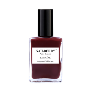 Nailberry L'Oxygéné Dial M for Maroon 15ml