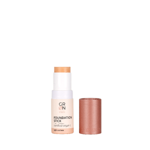 Foundation Stick von GRN Naturkosmetik in light cashew auf beautynauten.com
