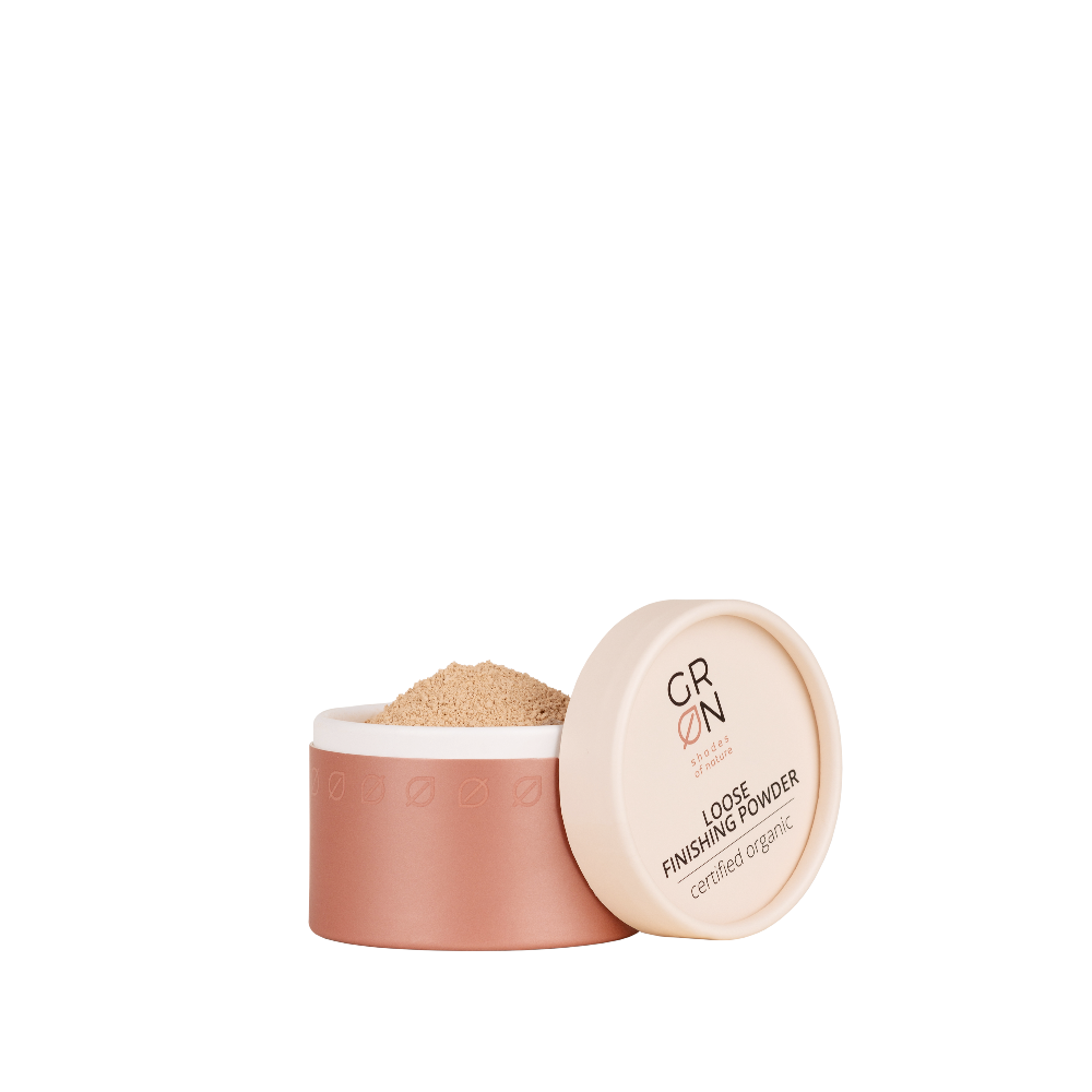 GRN Kosmetik Loose Finishing Powder desert sand