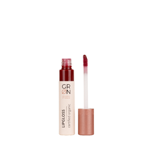 Laden Sie das Bild in den Galerie-Viewer, GRN Lipgloss red plum - Naturkosmetik online