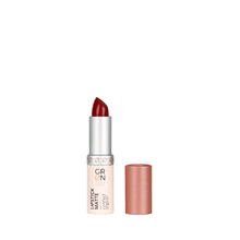 Laden Sie das Bild in den Galerie-Viewer, GRN Naturkosmetik Lippenstift poppy flower