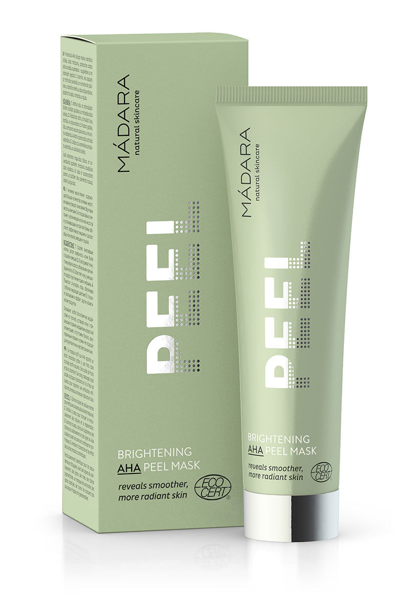 Mádara Brightening Aha Peel Mask 60ml