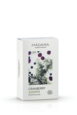 Madara Cranberry Juniper Hand and Body Soap auf beautynauten.com