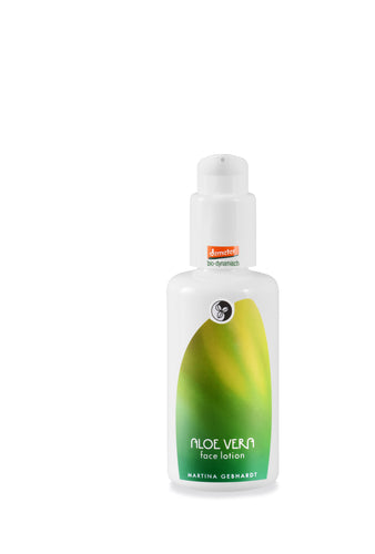 Martina Gebhardt Aloe Vera Face Lotion 100ml