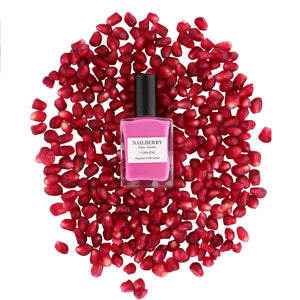 Nailberry Pomegranate Juice - Juicy Mood Collection 2020