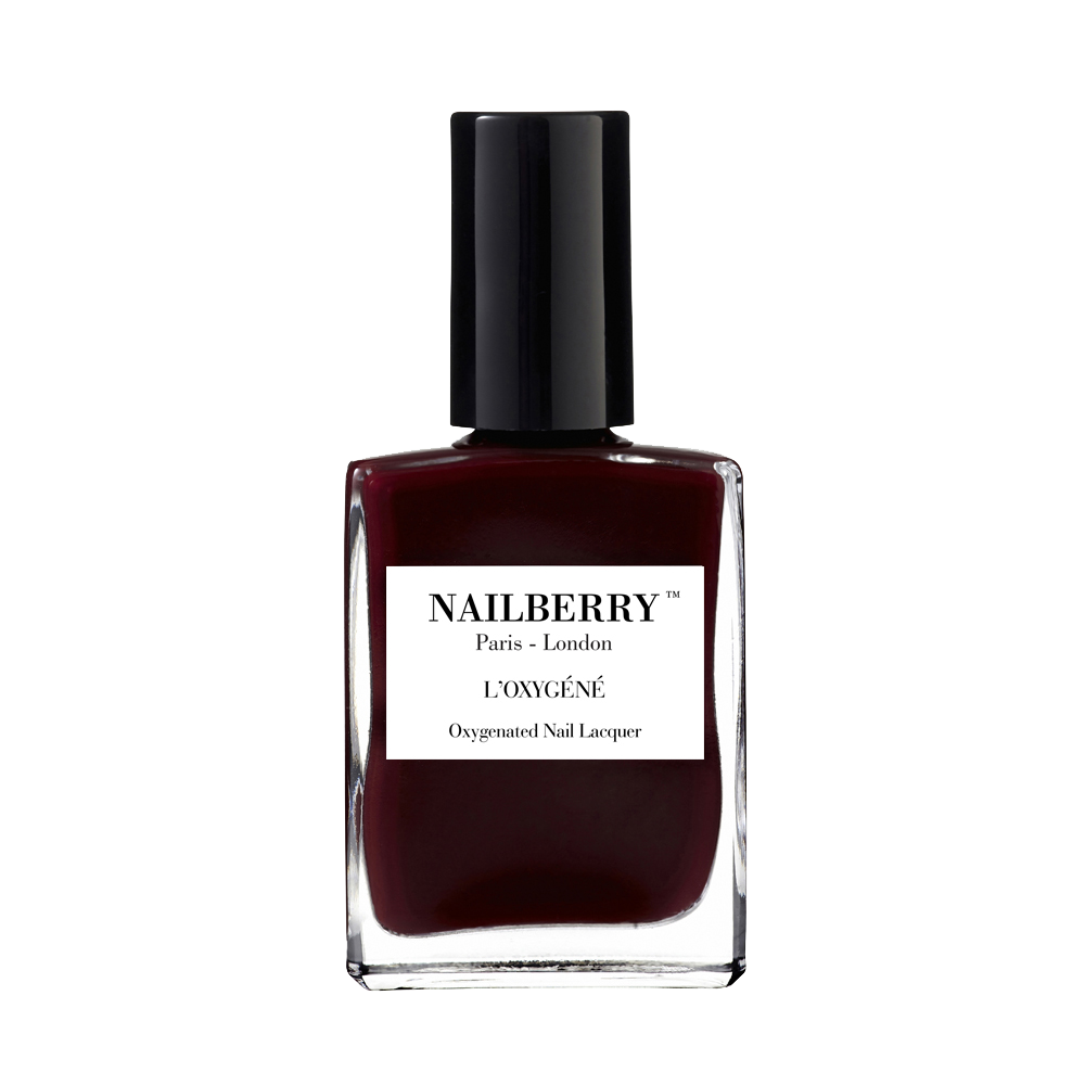 Nailberry L'Oxygéné Noirberry 15ml