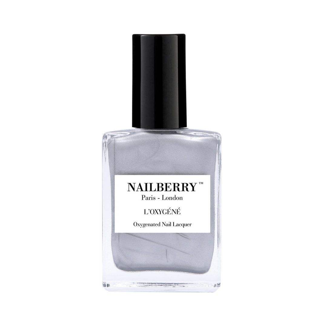 Nailberry L'Oxygéné Silver Lining 15ml