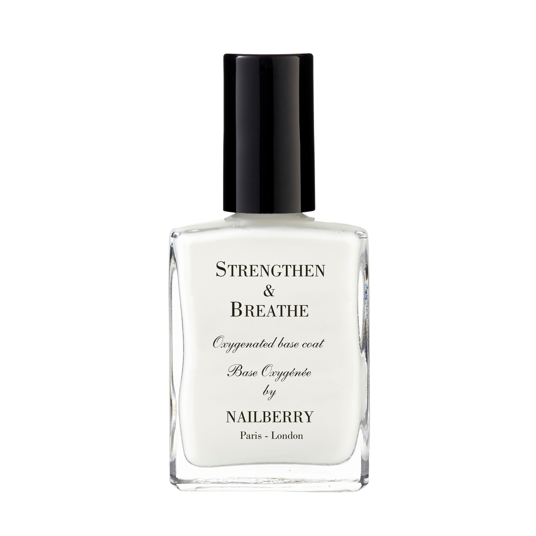 Nailberry Base Coat Strengthen & Breathe 15ml