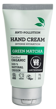 Laden Sie das Bild in den Galerie-Viewer, Urtekram Handcreme Green Matcha