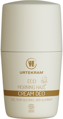 Urtekram Morning Haze Cream Deo Roll-On