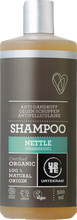 Laden Sie das Bild in den Galerie-Viewer, Urtekram Nettle Naturkosmetik Anti-Schuppen Shampoo