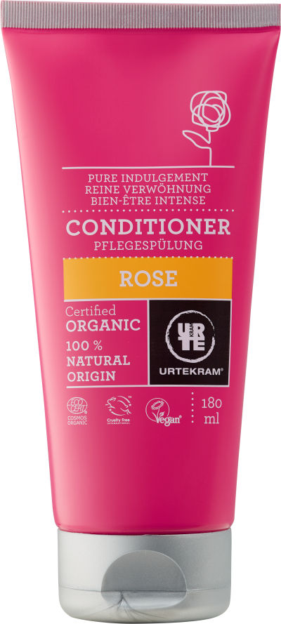Urtekram Rose Conditioner auf beautynauten.com