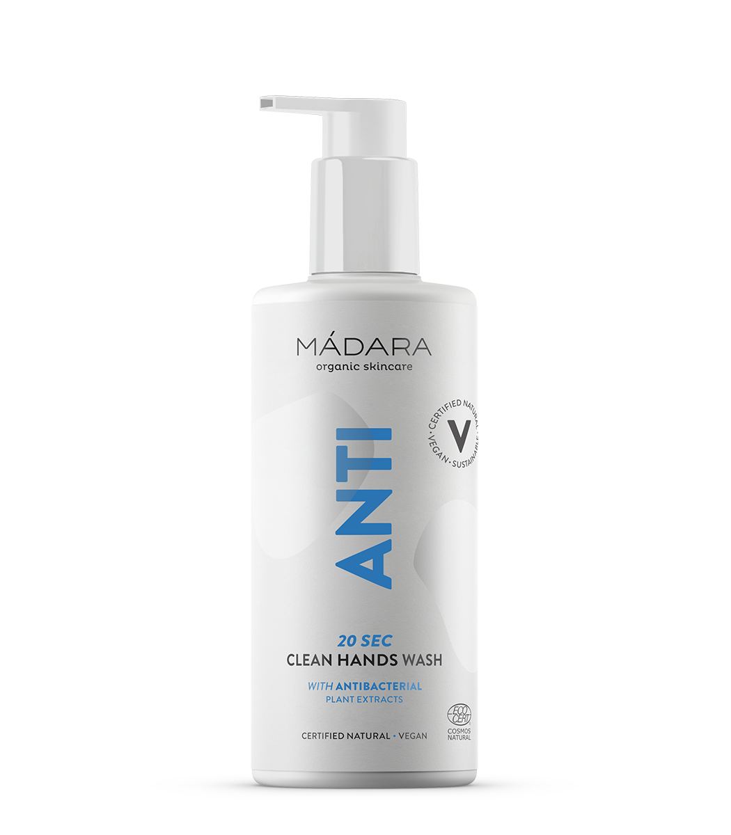 Mádara Anti 20sec Clean Hands Wash 300ml