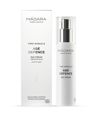 Laden Sie das Bild in den Galerie-Viewer, Mádara Time Miracle Age Defence Day Cream 50ml