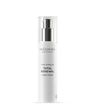 Laden Sie das Bild in den Galerie-Viewer, Mádara Time Miracle Total Renewal Night Cream 50ml