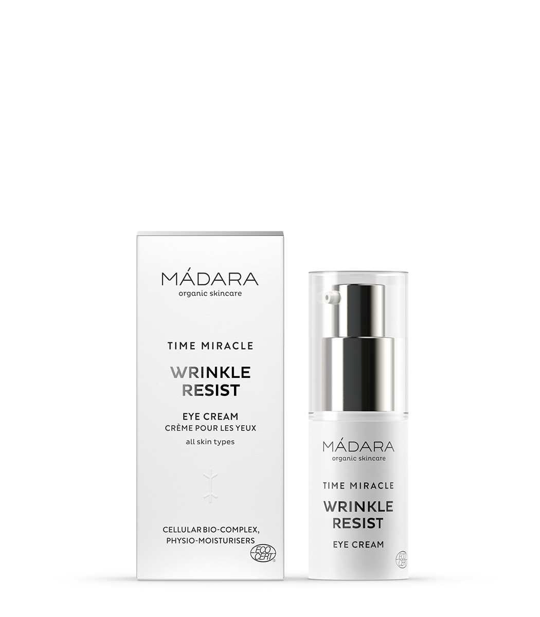 Mádara Time Miracle Wrinkle Resist Eye Cream 15ml