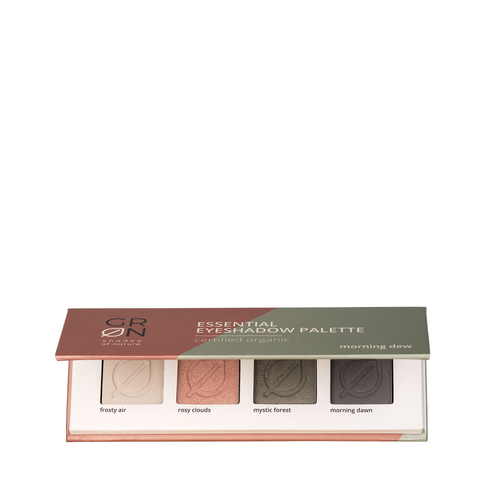GRN Essential Eyeshadow Palette morning dew
