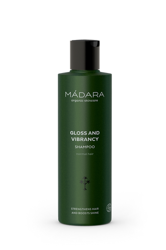 Mádara Naturkosmetik Shampoo Gloss and Vibrancy