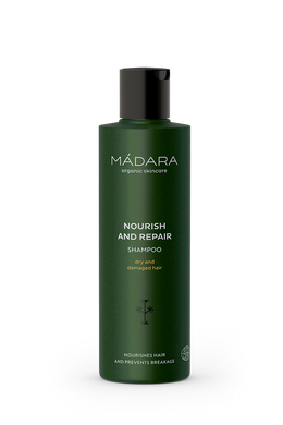 Mádara Naturkosmetik Shampoo Nourish and Repair
