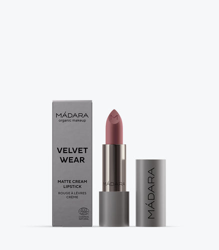 Mádara velvet Wear Cream Lipstick Cool Nude